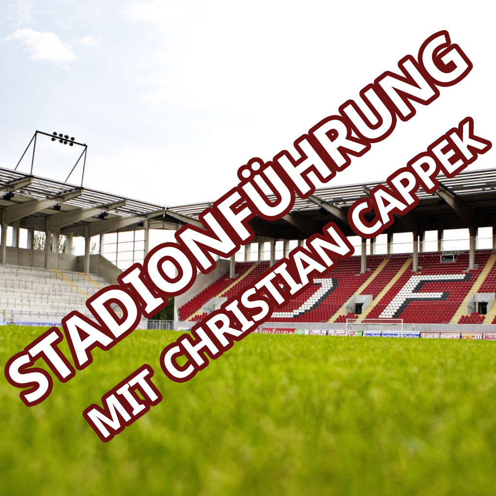 Kickers Offenbach Podcast_Stadionführung