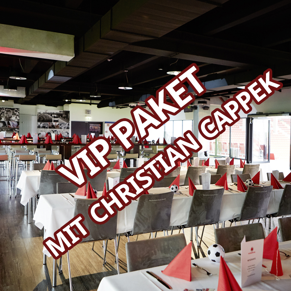 Kickers Offenbach Podcast_VIP Paket