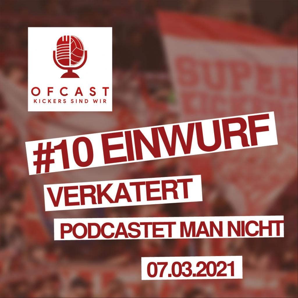 Kickers Offenbach Einwurf Nummer 10