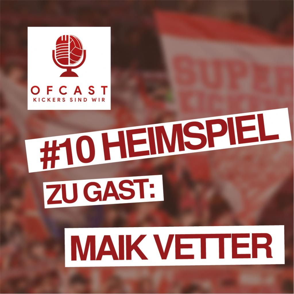 Maik Vetter im Podcast